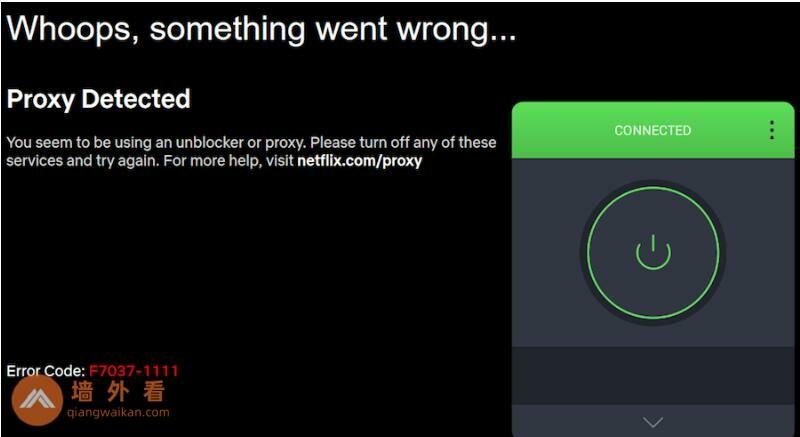 VPN解除封锁netflix