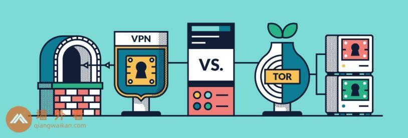 Tor与VPN:选择