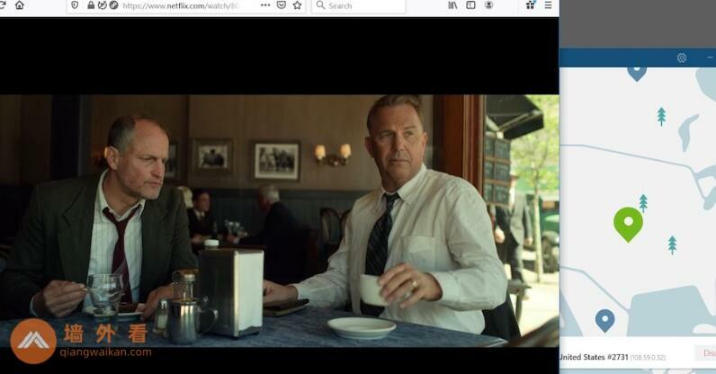 NordVPN解锁Netflix