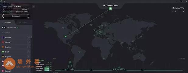 Proton VPN应用程序