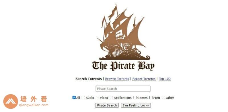 海盗湾官网