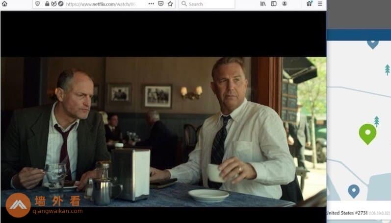 使用NordVPN观看Netflix