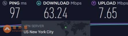 PIA纽约服务器速度