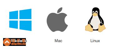 Windows Mac Linux Logo